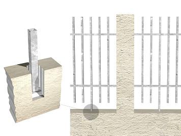 prix en r publique du congo de m de grille de profil s m talliques pour cl ture g n rateur de. Black Bedroom Furniture Sets. Home Design Ideas